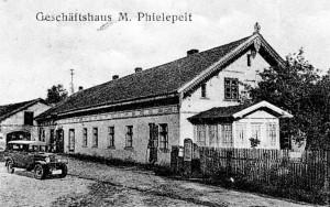 historia, zdjęcie, dom, wieś kuty, kutten, mazury, prusy,