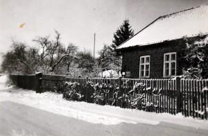 zdjęcie, historia, dom, budynek, kuty, mazury,