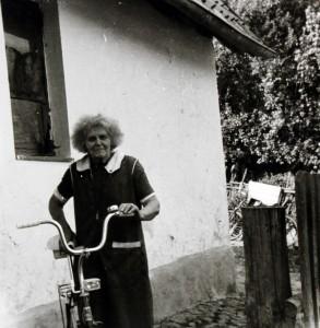 historia, zdjęcie, wieś kuty, mieszkanka, kucianka, rower