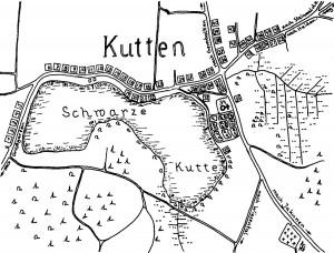 mapa, wieś, kuty, domy, numery,
