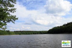 Jezioro Czarna Kuta.