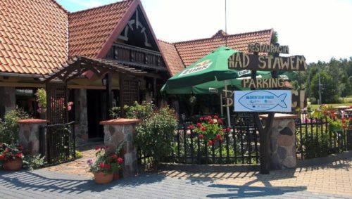 Restauracja Nad Stawem w Ogonkach