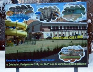 Kompleks sportowo-rekreacyjny w Gołdapii