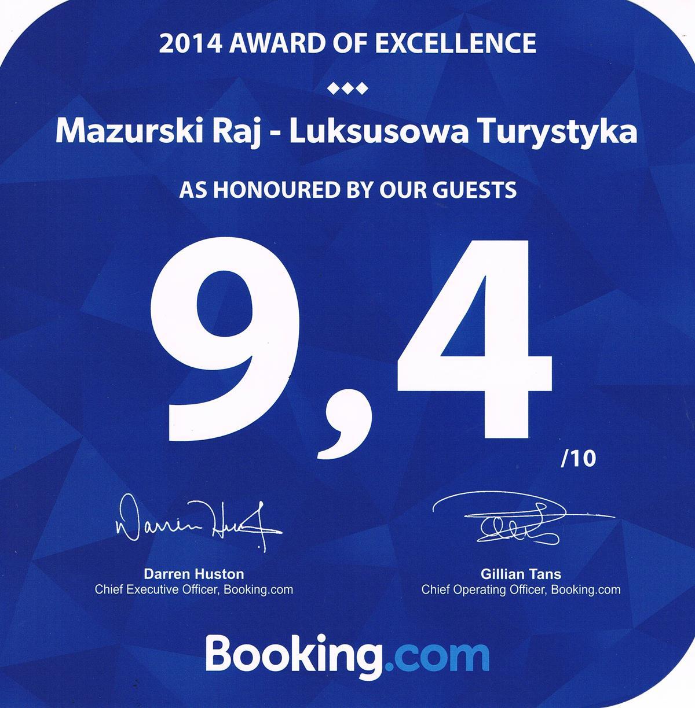 Ocena za 20014 - Booking.com