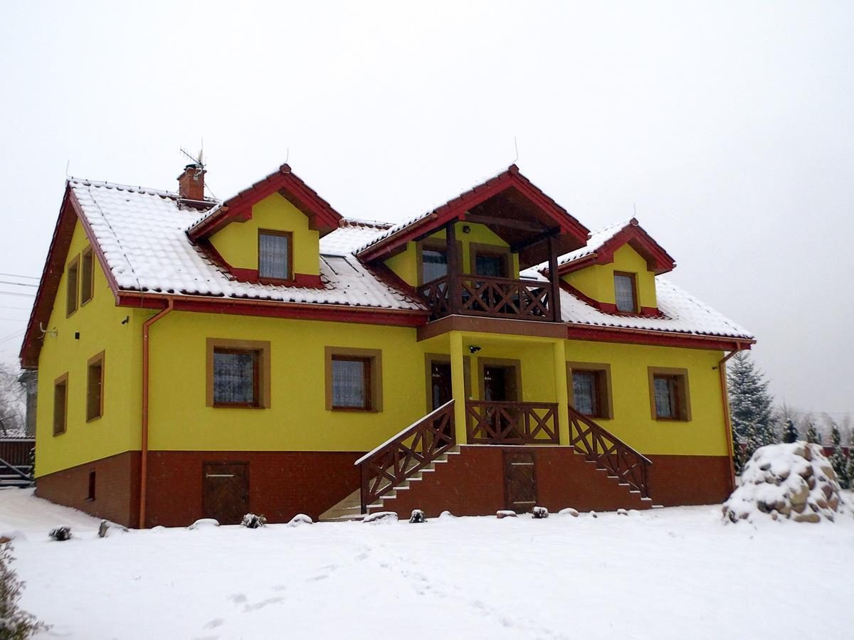 Mazurski Raj w zimie 2015