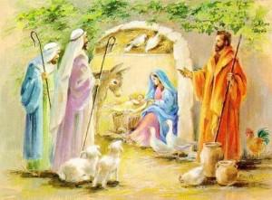 Boże Narodzenie - szopka