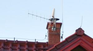 antena, internet, mazury