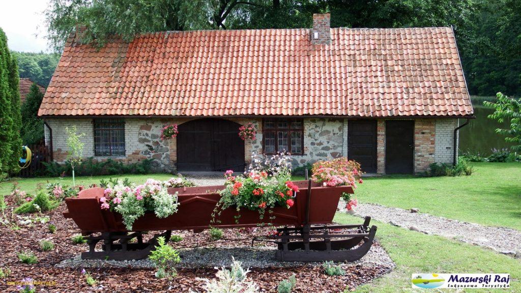 Stara kuźnia w Kutach