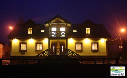dom, apartamenty, iluminacja,